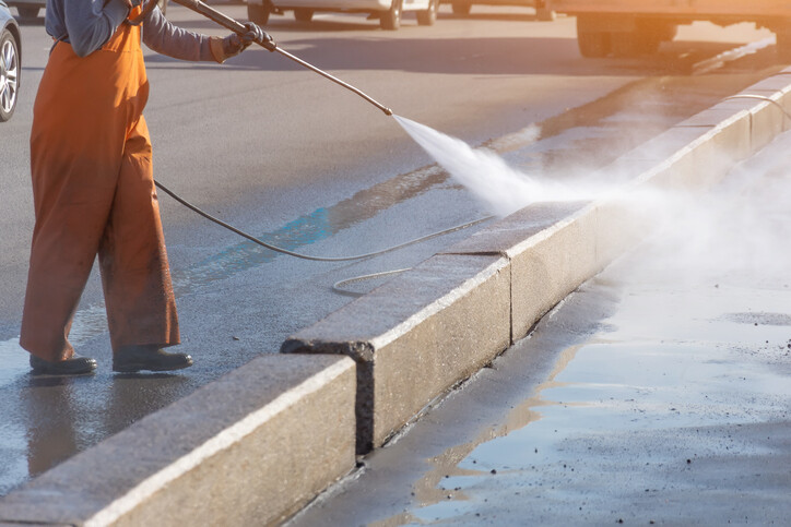 Commercial Pressure Washing by Excel Pressure Washing