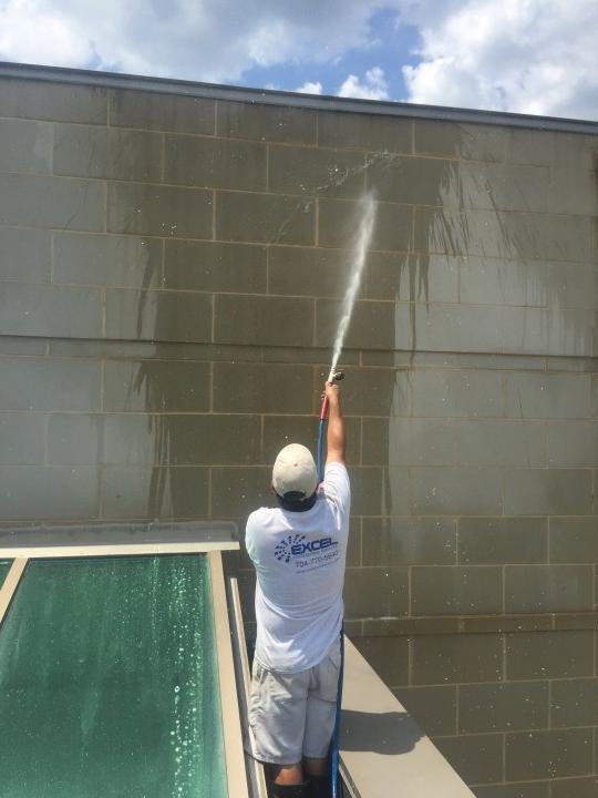Pressure Washing in Charlotte, NC