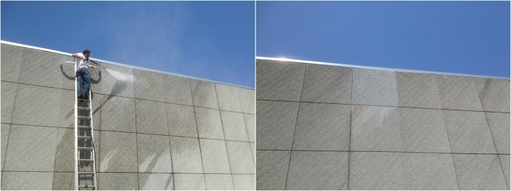 Commercial Pressure Washing Charlotte, NC