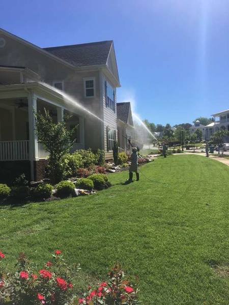 Pressure Washing Cornelius NC House - Lake Norman Power & Pressure Washing LKN NC (1)