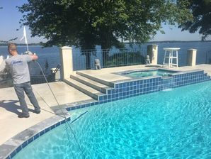 Lake Norman Power Washing Deck - LKN NC (1)