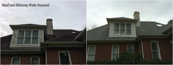 Roof Washing in Rock Hill (1)